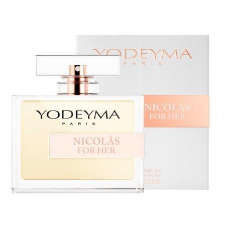 Yodeyma NICOLAS FOR HER 100 ml