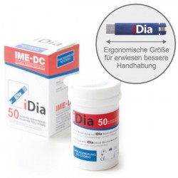 Test glicemie IME-DC Idia