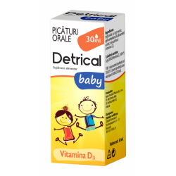 Detrical D3 Baby, Zdrovit