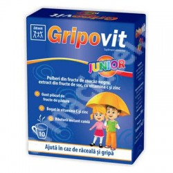 Gripovit Junior plicuri,...