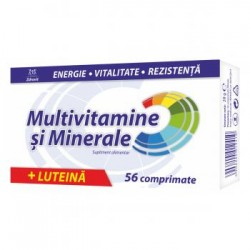 Multivitamine şi Minerale,...