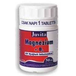 Magneziu B6 retard, Jutavit