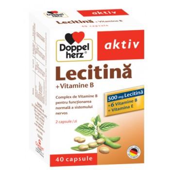 Lecitină+ Vitamina B,...